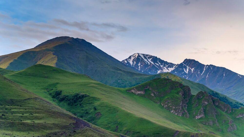Kavkaz-pohori