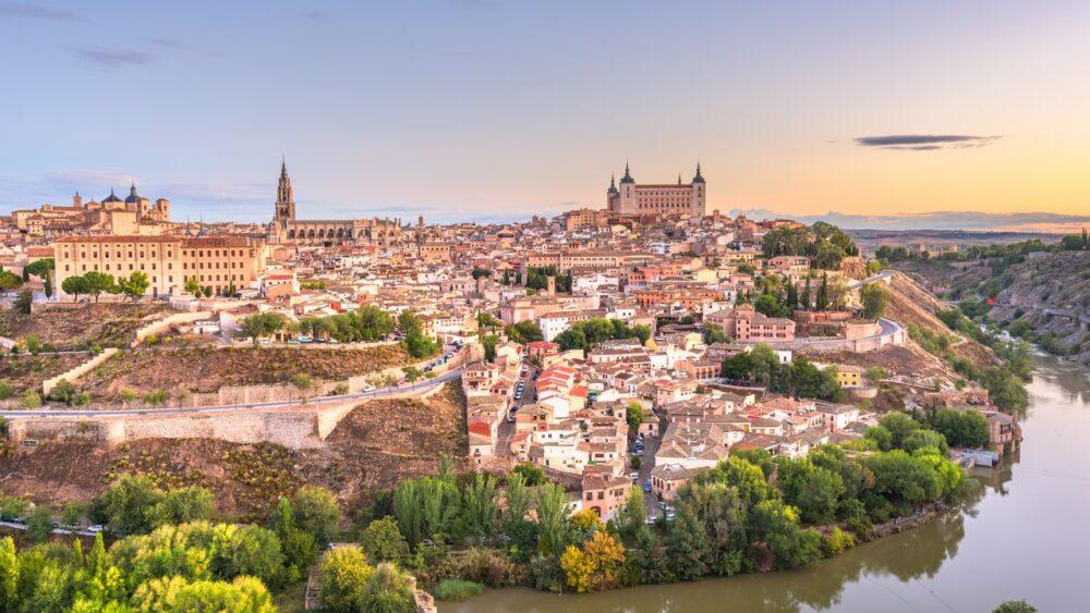 Mesto-Toledo