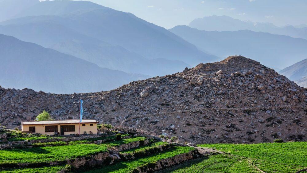 Panorama-Himalaje