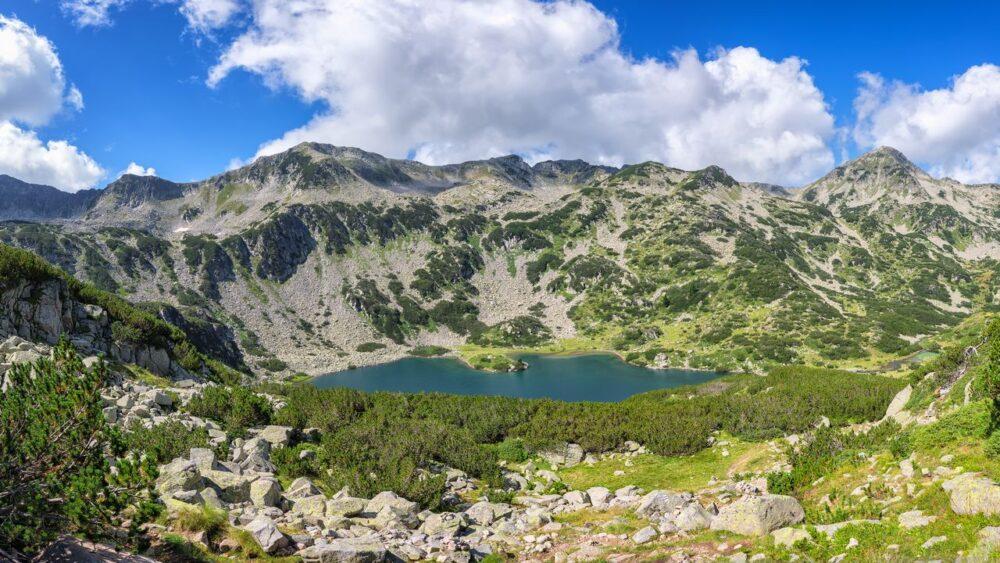 Pirin-Bulharsko