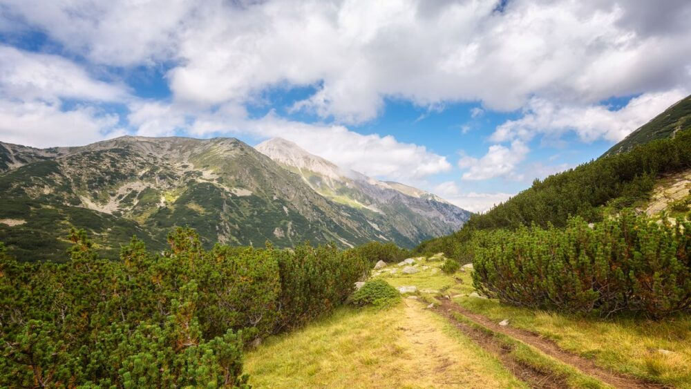 Pirin-panorama
