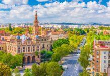 Sevilla-Spanelsko