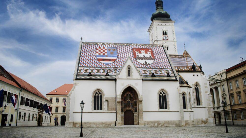 St.-Marks-kostel-Zahreb