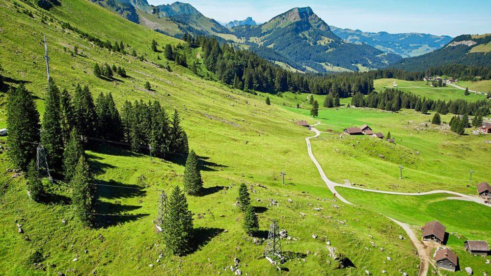 Svycarske-Alpy