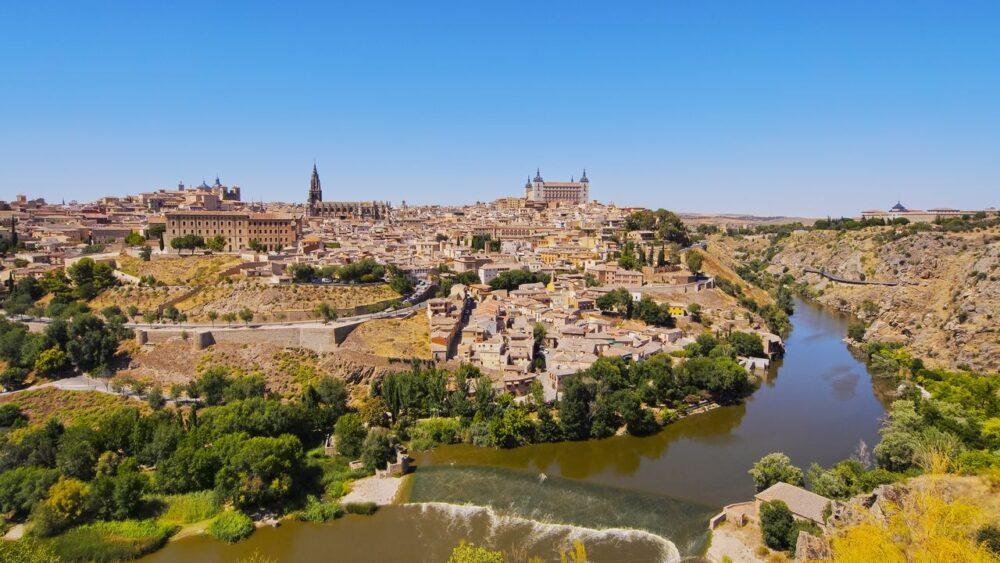 Toledo-Spanelsko