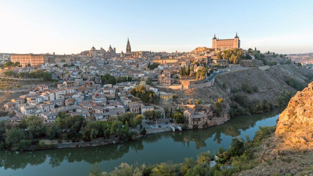 Toledo-ve-Spanelsku