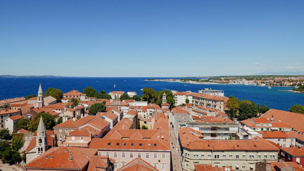 Zadar-Chorvatsko