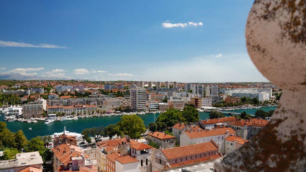 Zadar-v-Chorvatsku