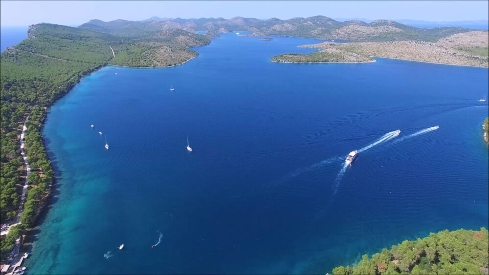 Dugi-otok-chorvatsko