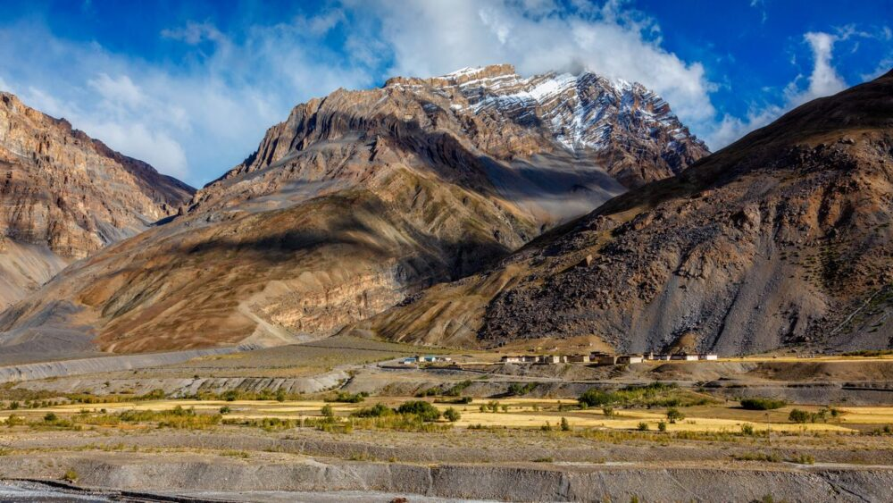 Vesnice-Himalaje