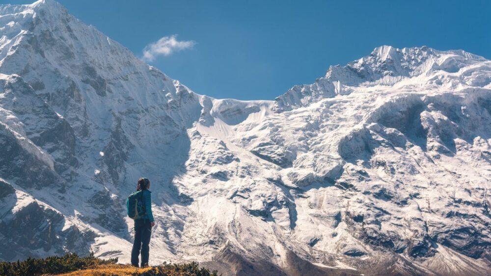 Zasnezene-Himalaje