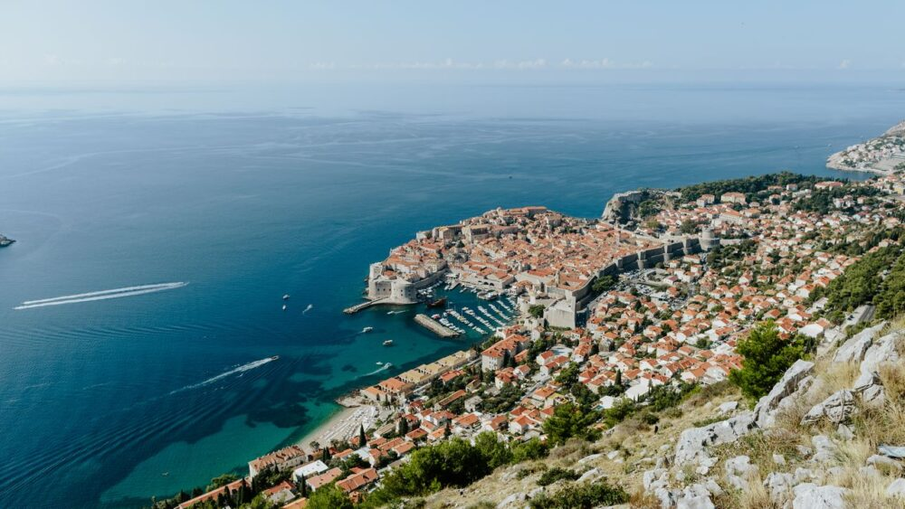 Dubrovnik-chorvatsko