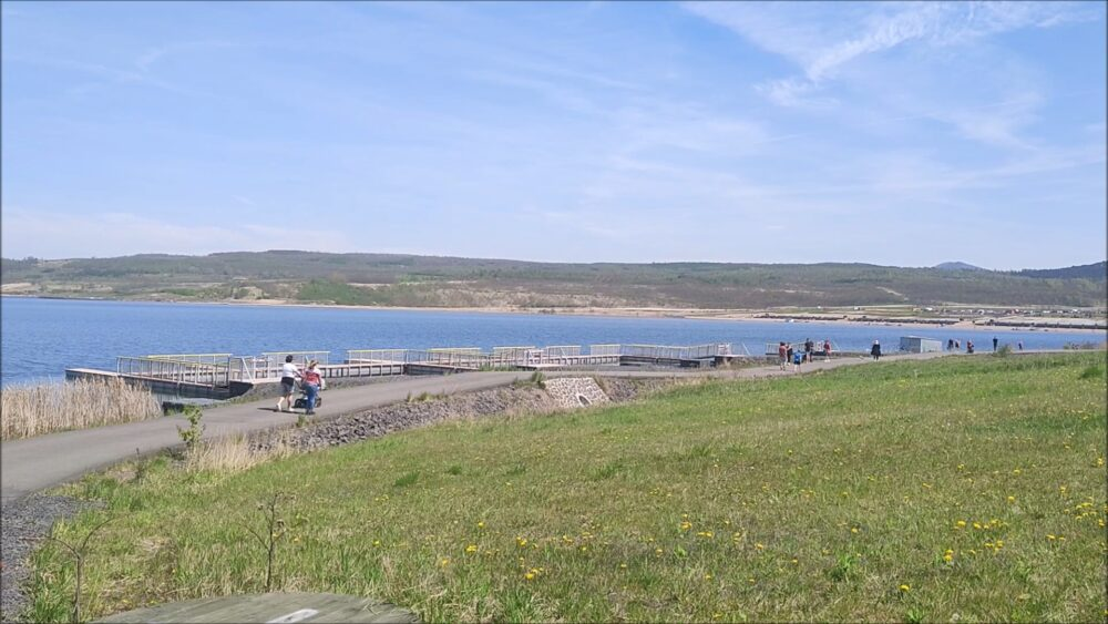 Jezero-most-stezka