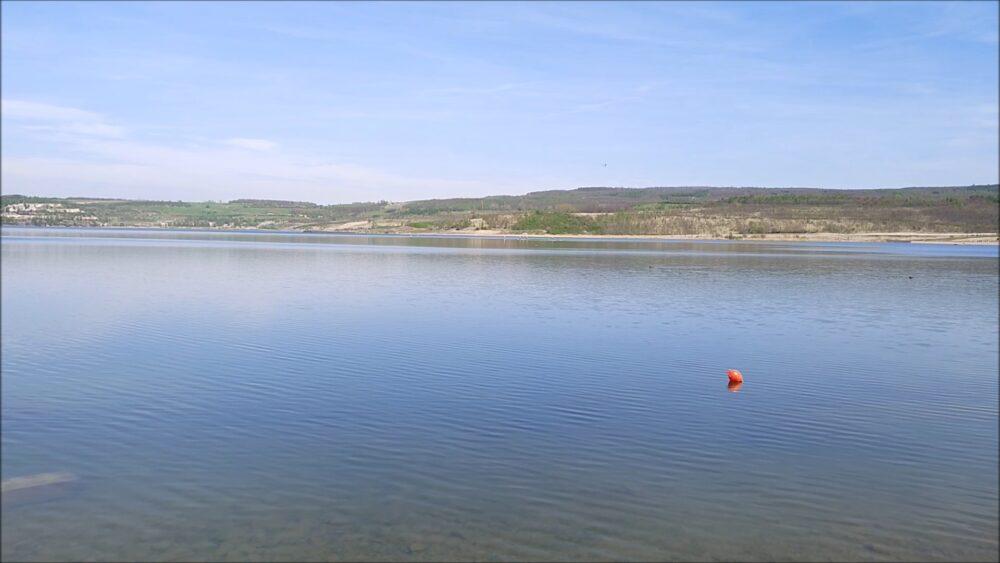 Jezero-most