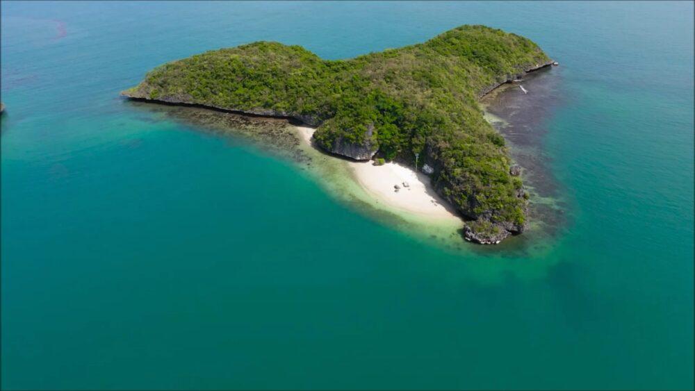 Pangasinan-ostrov