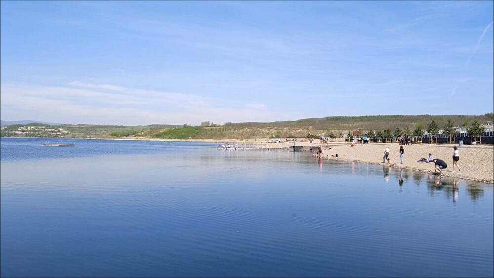 Plaze-jezero-most